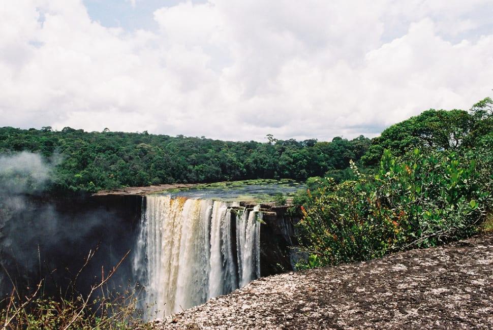 Kaieteur Falls in Guyana - Best Season