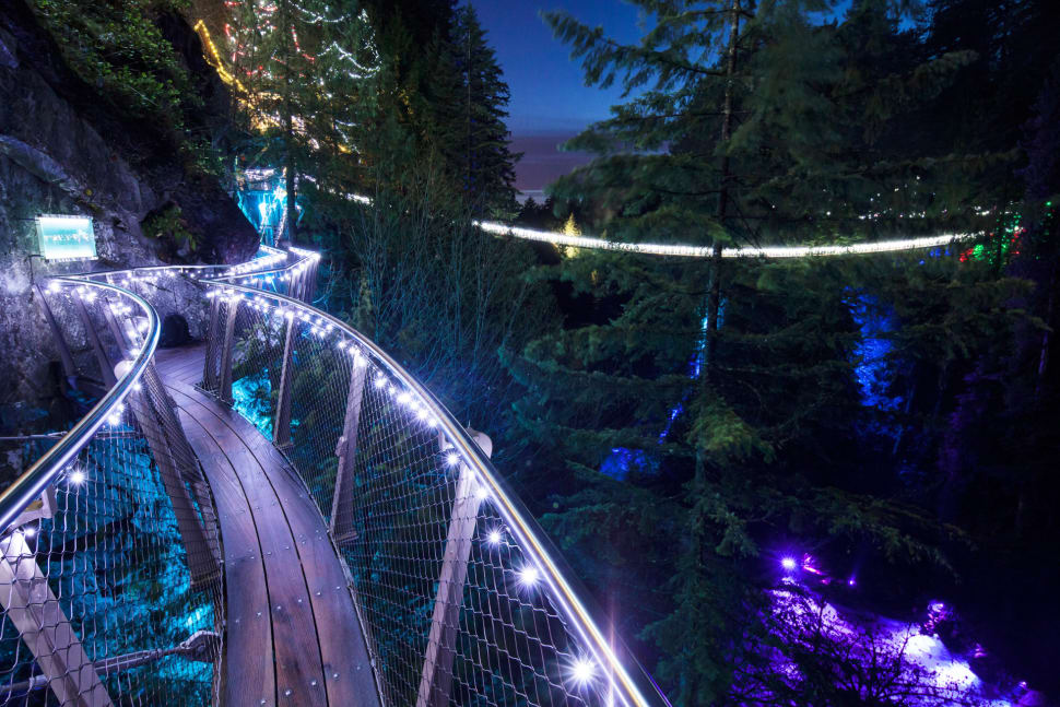 Canyon Lights 2017 In Vancouver Dates Amp Map