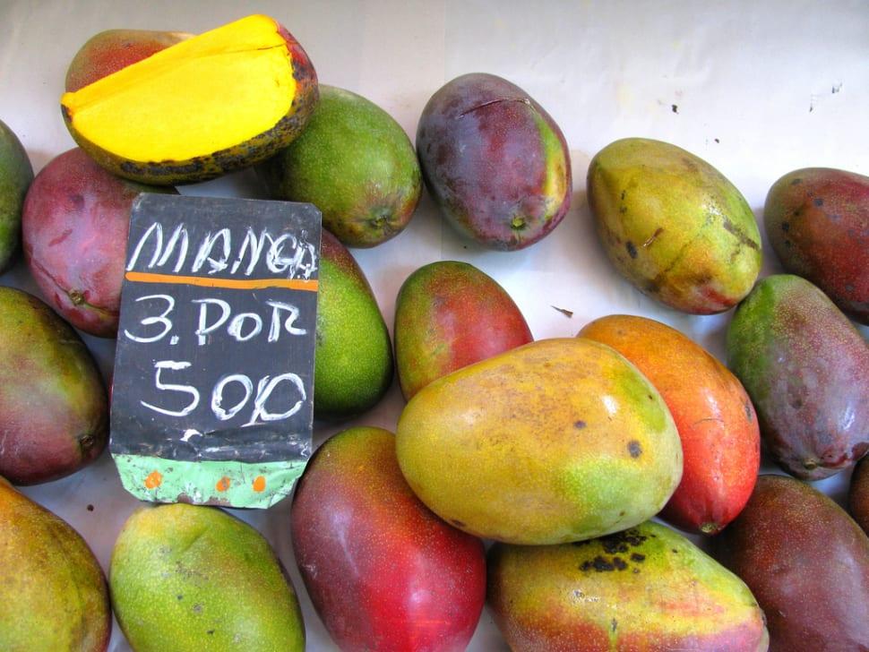 Mango in Rio de Janeiro - Best Time