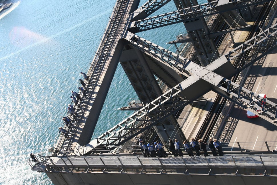 Sydney Harbour Bridge Climb in Sydney - Best Season