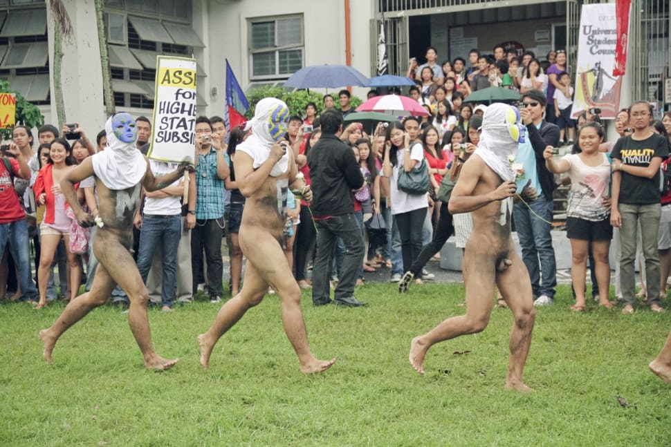 Oblation Run in Philippines - Best Time