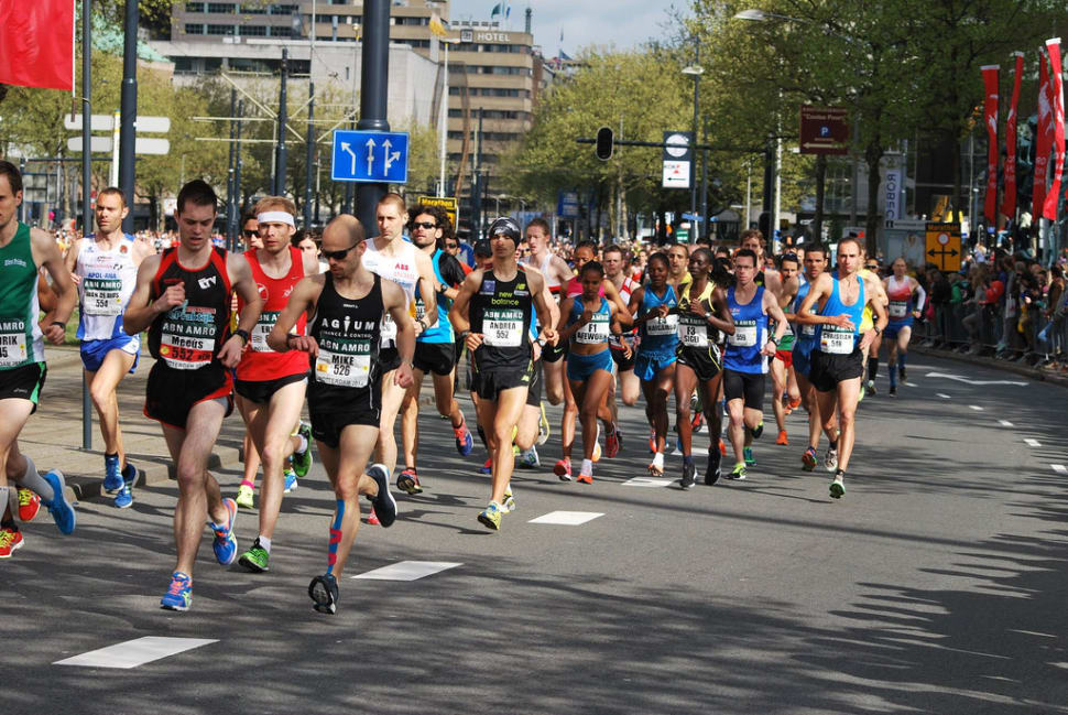 Things to do in The Netherlands : Rotterdam Marathon