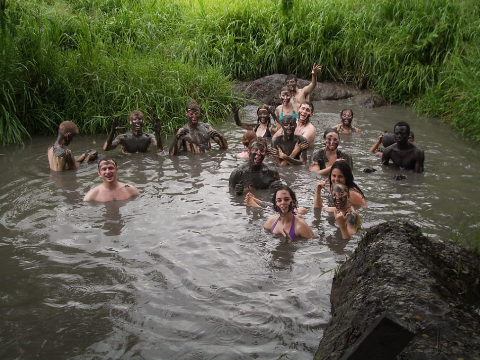 Sabeto Hot Springs and Mud Pool in Fiji - Best Time