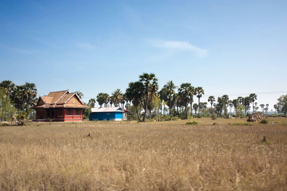 Siem Reap countryside