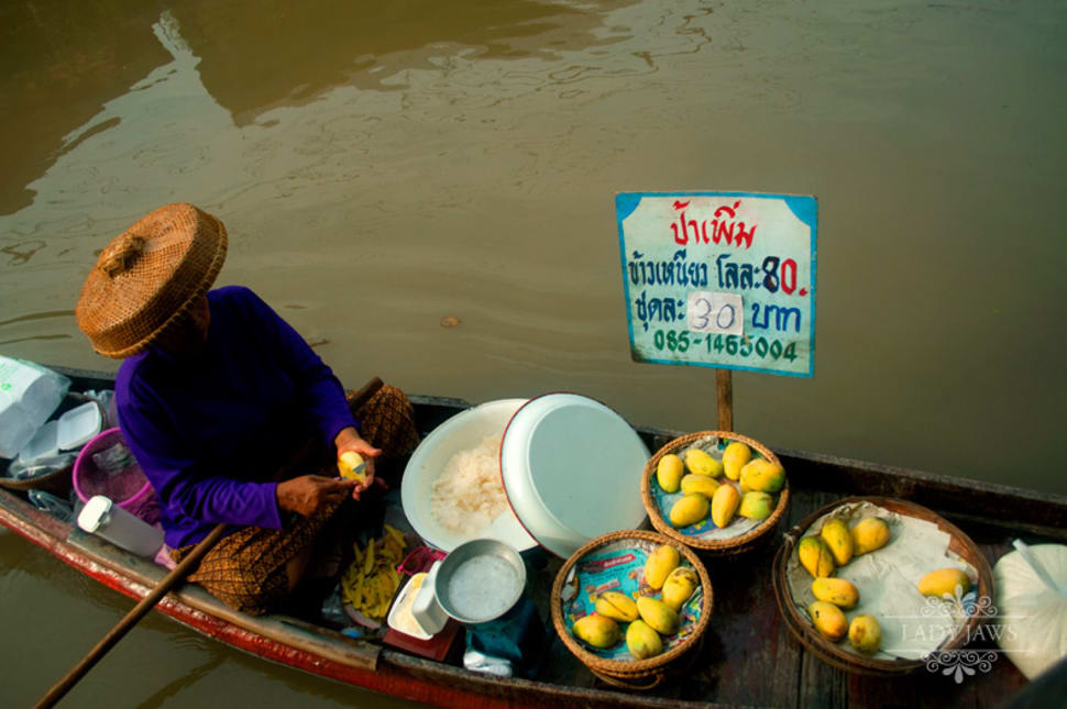 Mango Season in Thailand - Best Season