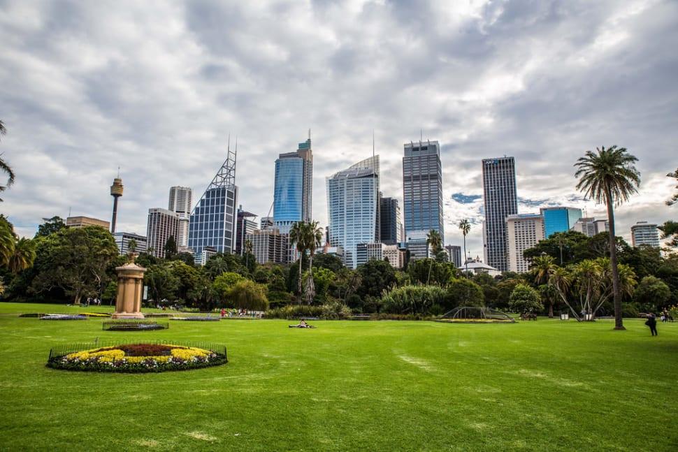 Royal Botanic Garden in Sydney - Best Time