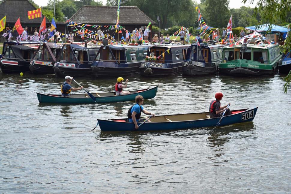 Stratford River Festival  in England - Best Season