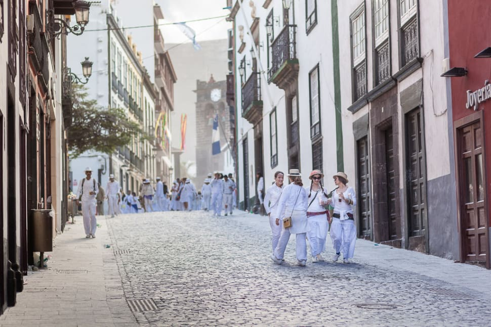 Los Indianos in Canary Islands - Best Season