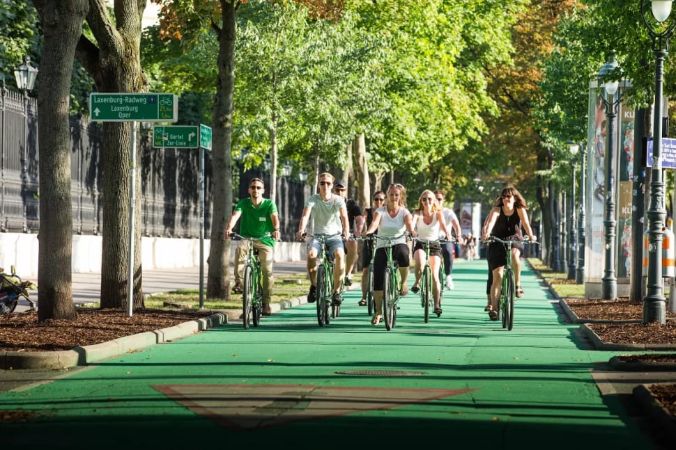Vienna Bike Tours in Vienna - Best Season