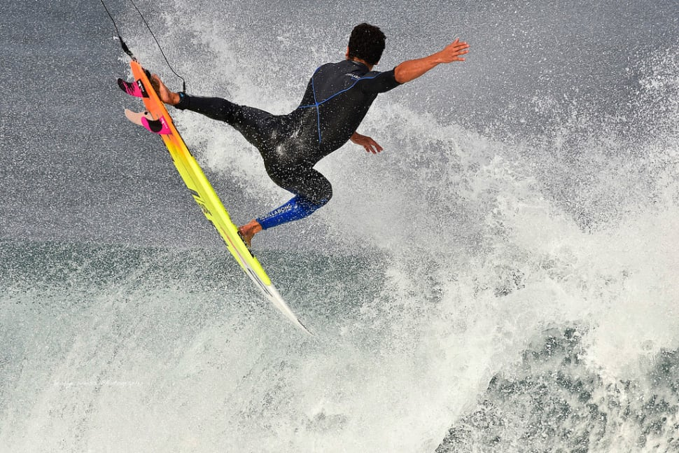 Best time for Rip Curl Pro Bells Beach in Victoria