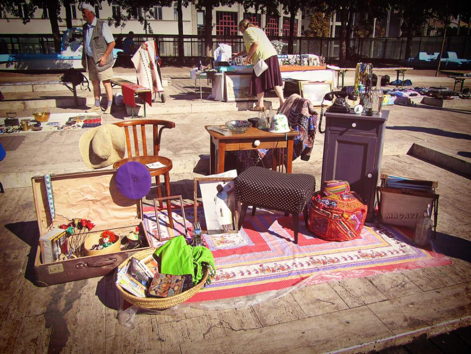 Flea Markets in Hungary - Best Time