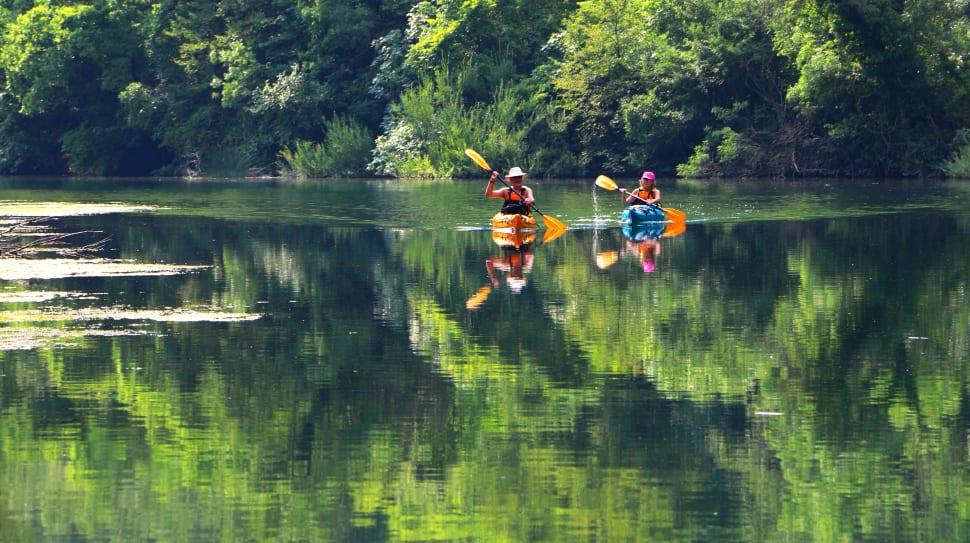 Kayaking in Croatia - Best Season