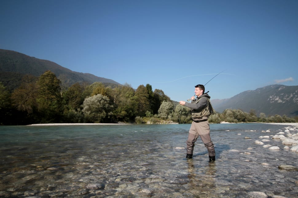 Angling in Slovenia - Best Time
