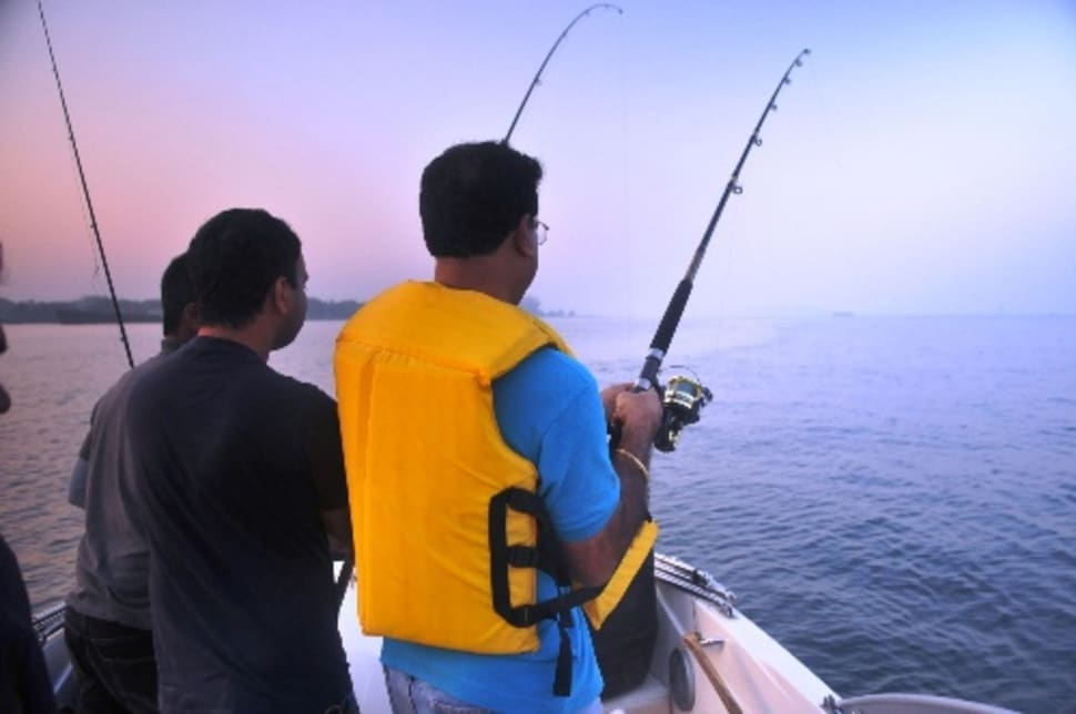 Fishing in Goa - Best Time