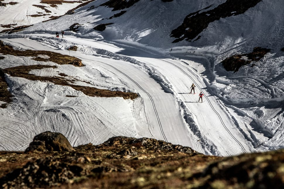 Arctic Circle Race in Greenland - Best Season