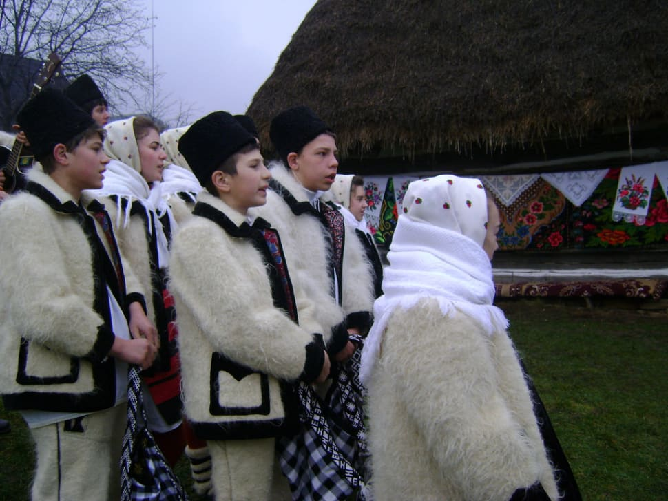 Carol Singing in Romania - Best Season
