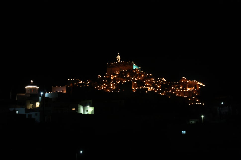 Best time for Greek Orthodox Easter and Holy Week in Santorini