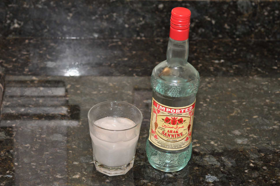 Arak in Jordan - Best Season