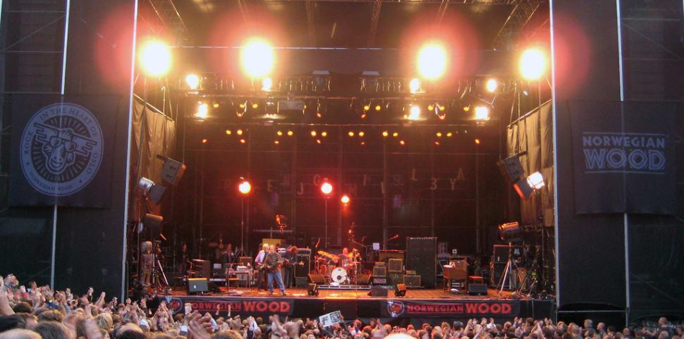 Norwegian Wood Festival in Oslo - Best Time