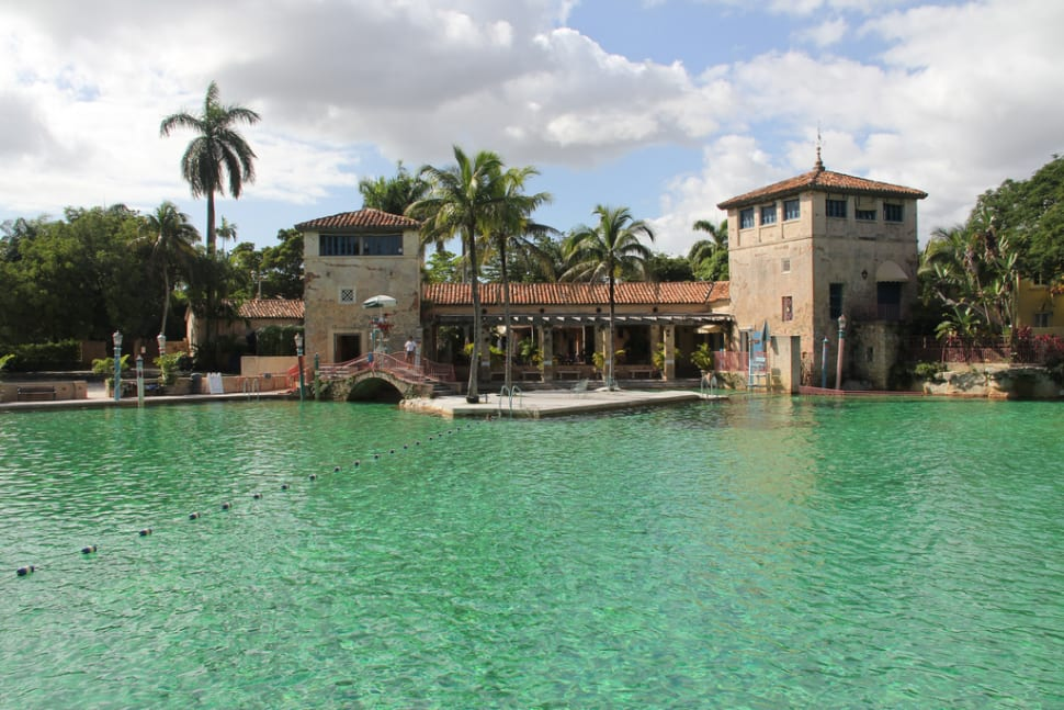 Venetian Pool, Coral Gables in Florida - Best Season