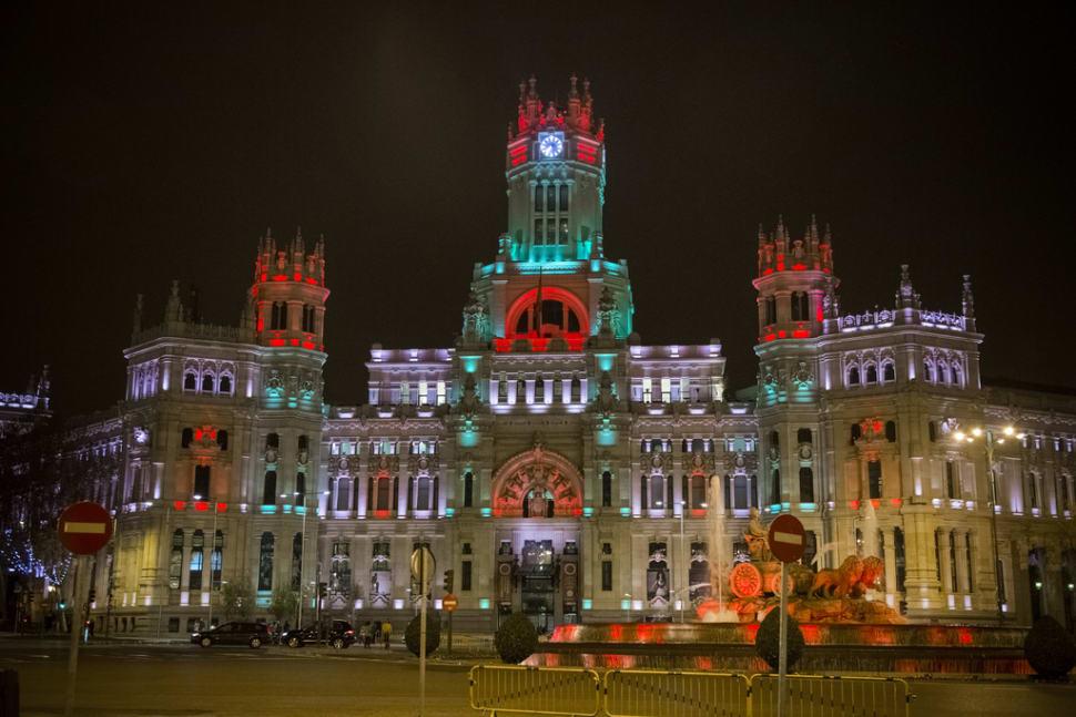 Nochevieja in Madrid