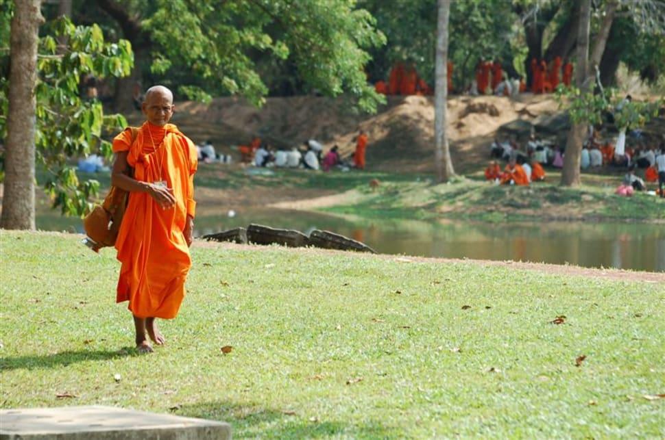 Visak Bochea Day in Cambodia - Best Season