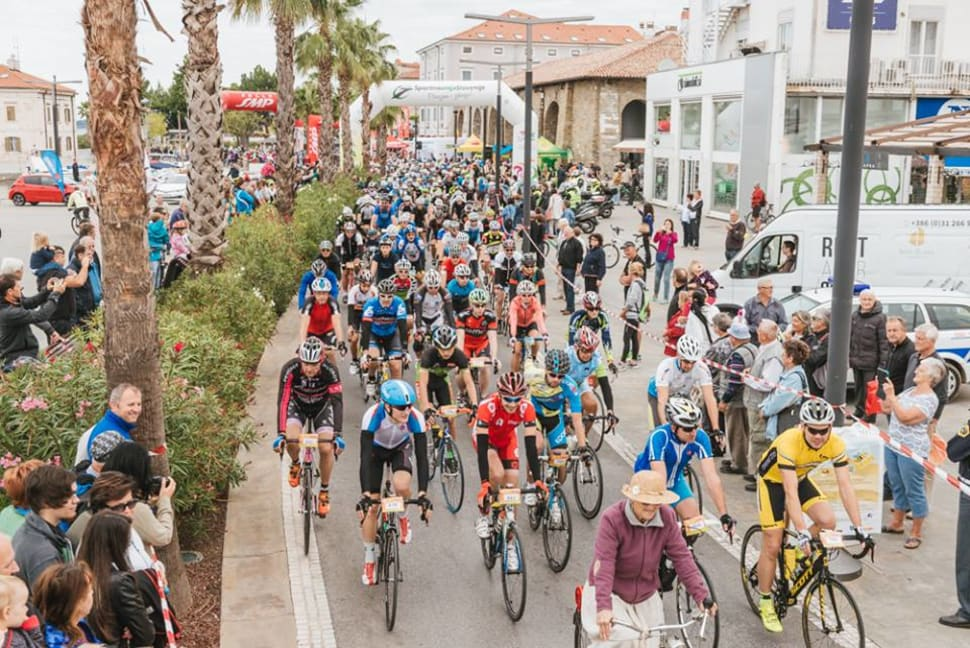 Istrian Cycling Marathon in Slovenia - Best Time