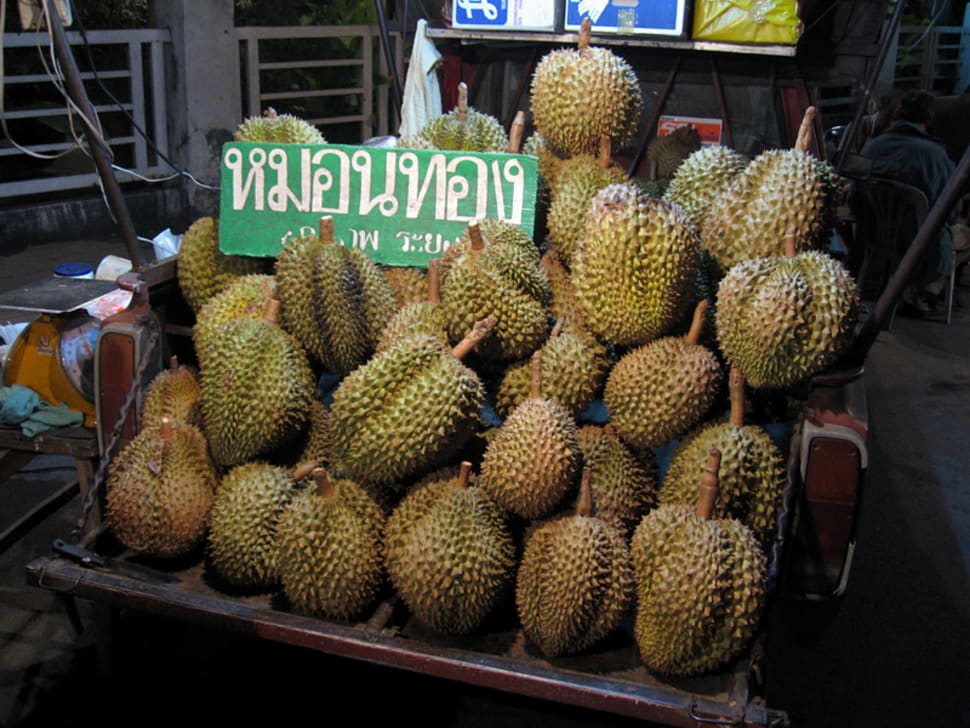 Durian Season in Thailand - Best Time