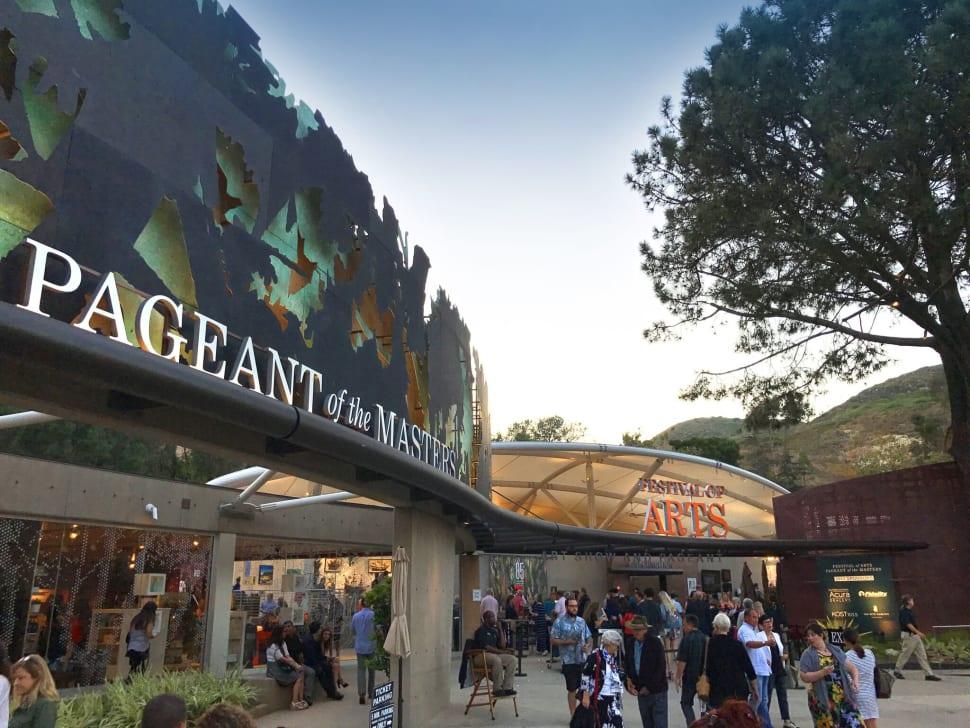 Festival of Arts of Laguna Beach  in California - Best Time