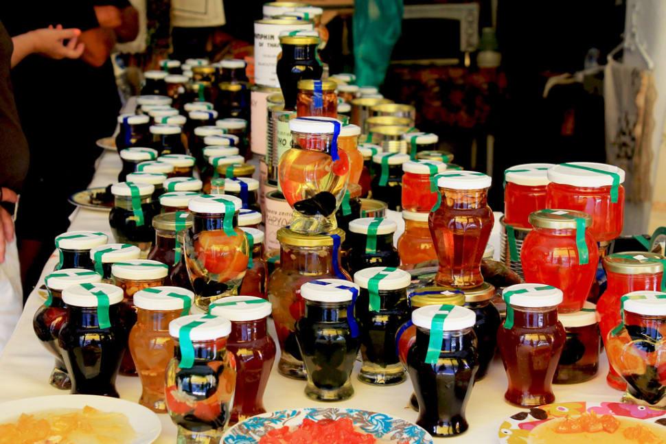 Best time for Honey Season in Crete