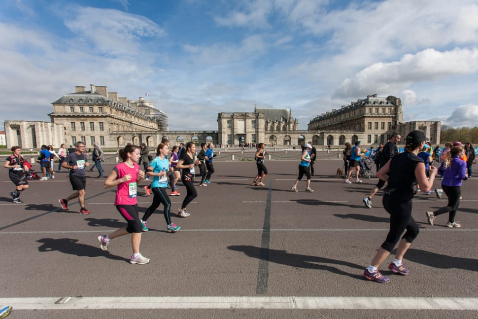 Marathon de Paris in Paris - Best Season