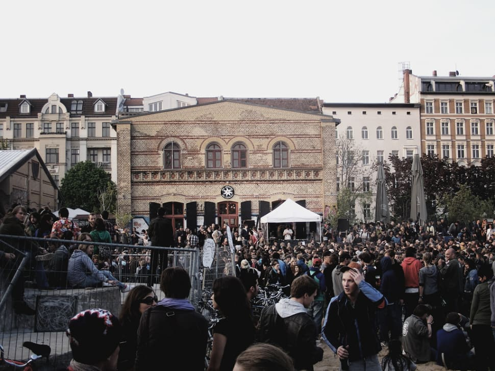 Best time for May Day in Berlin