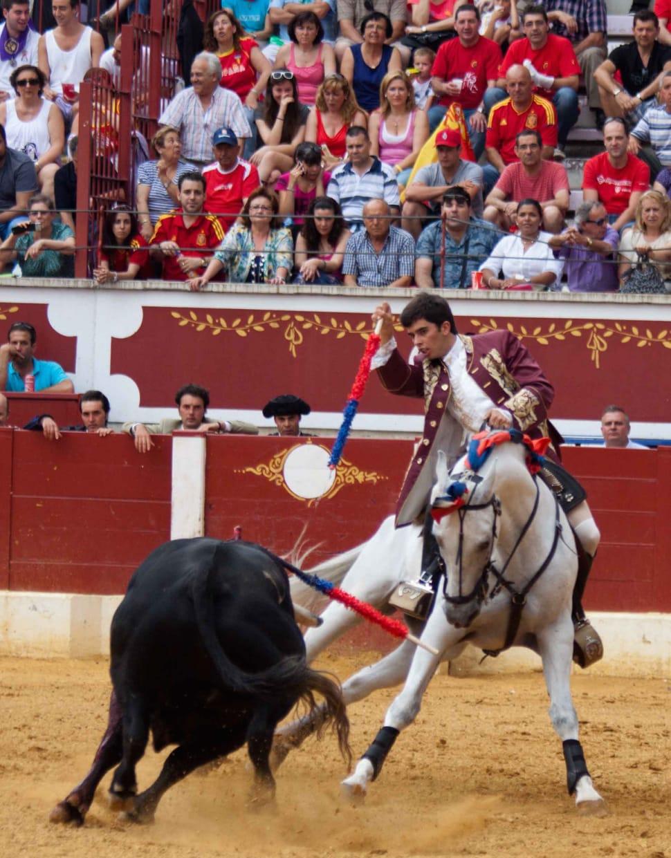 Corrida de Rejones in Valencia - Best Season