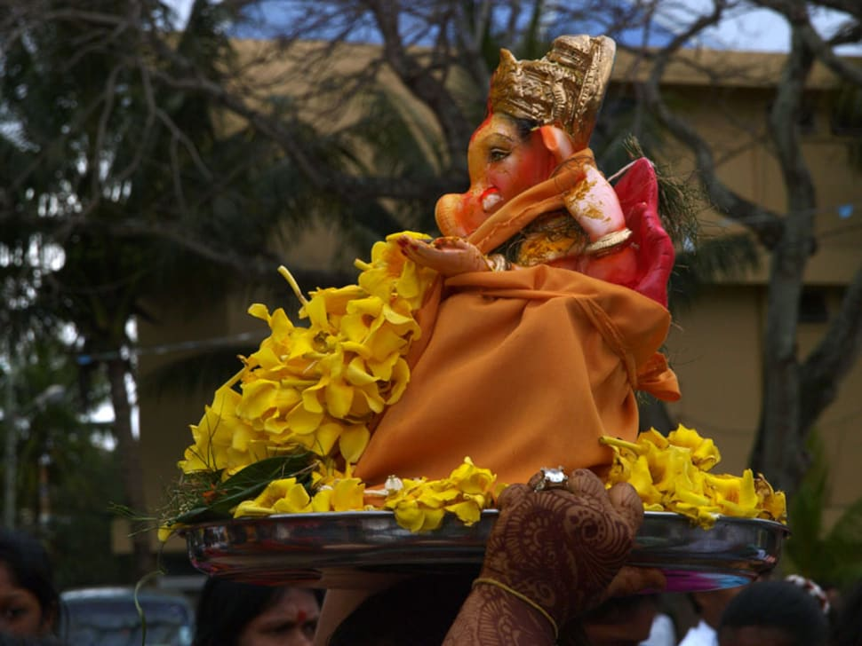 Ganesh Chaturthi Festival in Mauritius - Best Time