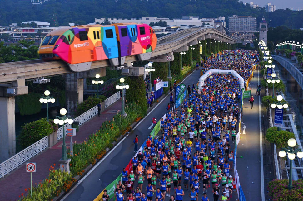 Best time for Standard Chartered Marathon Singapore in Singapore