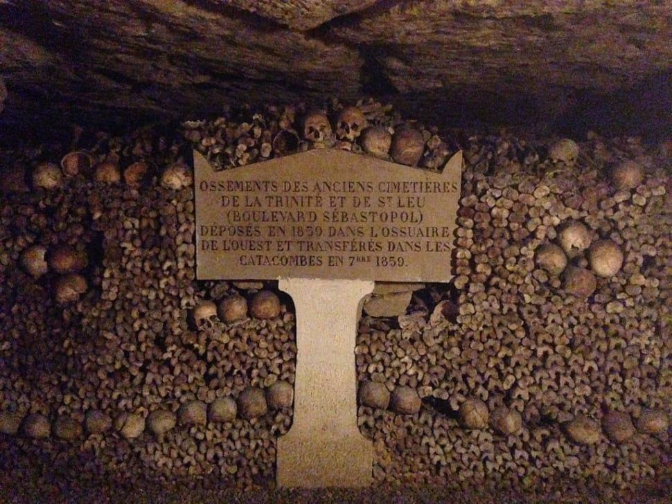Best time to see Catacombs: Shorter Waiting Time in Paris