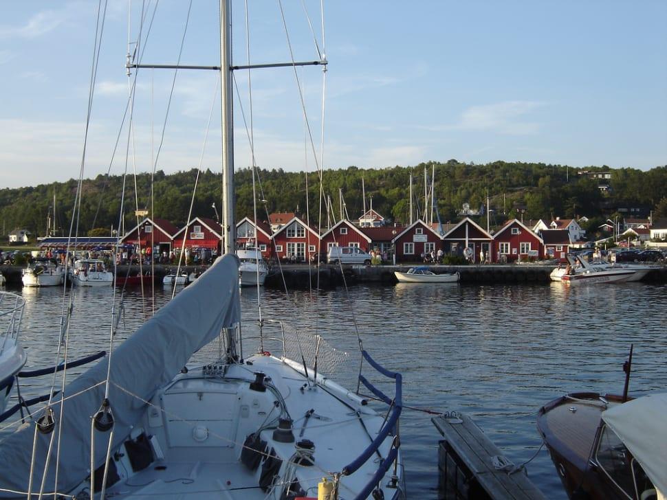 Boating in Sweden - Best Season