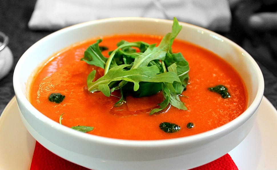 Andalusian Gazpacho in Spain - Best Time
