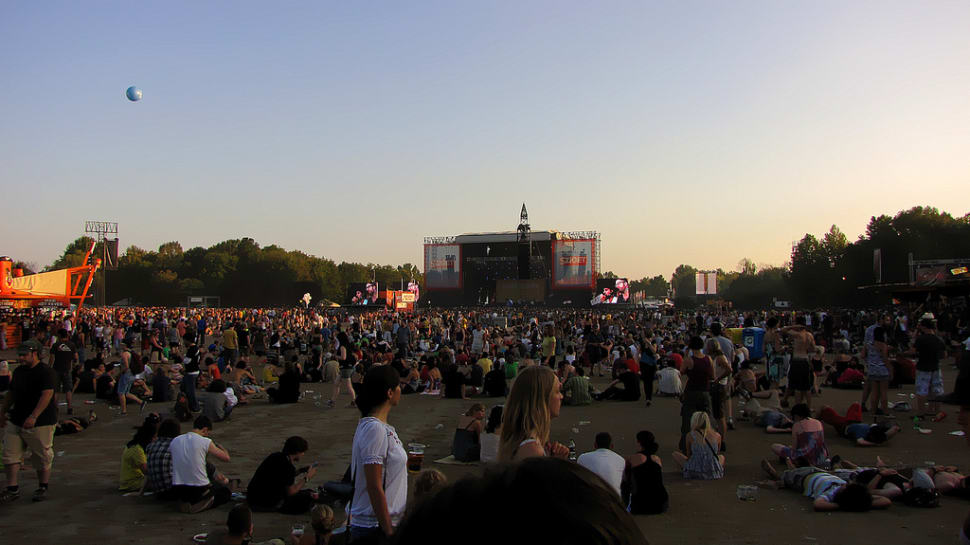 Best time to see Sziget Festival in Hungary
