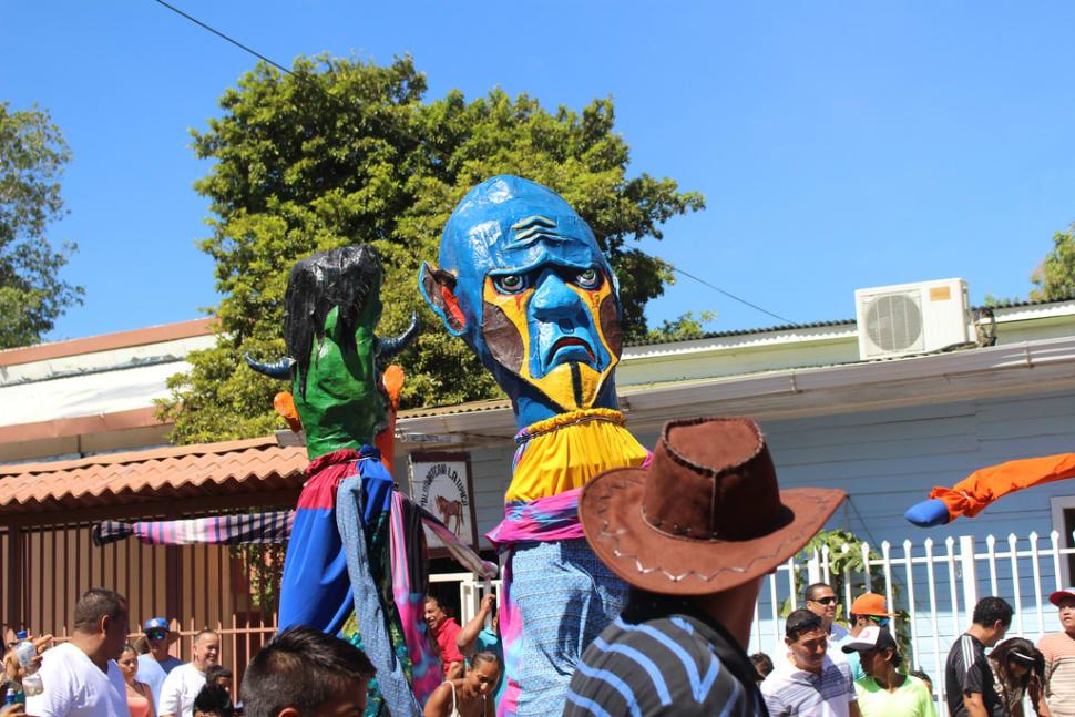 Best time for Fiestas Típicas Nacionales Santa Cruz in Costa Rica