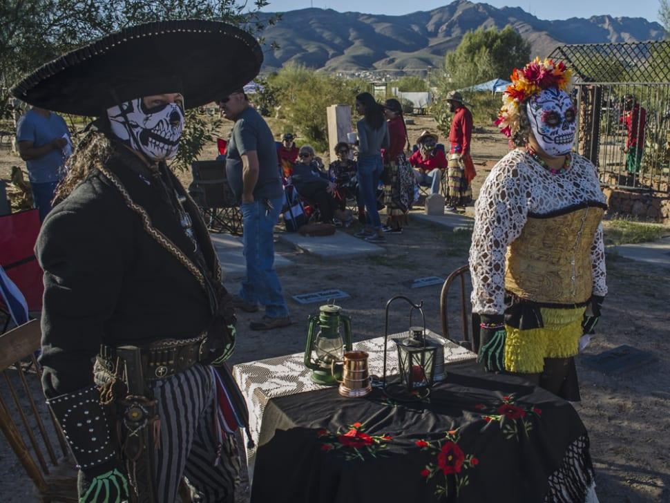 Best time to see Día de Los Muertos in Texas