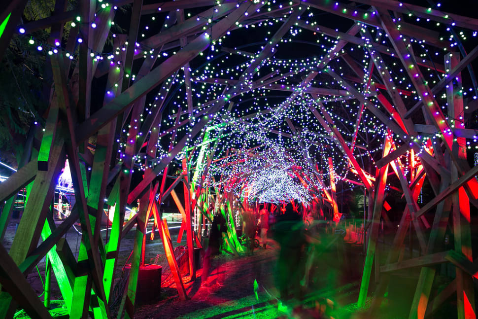 LA Zoo Lights in Los Angeles - Best Time