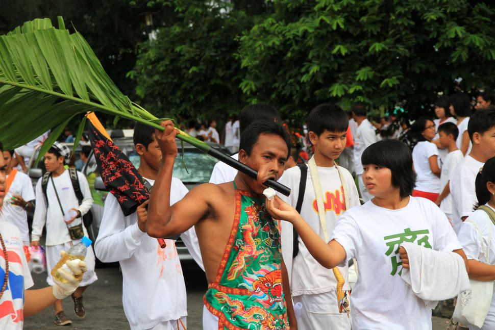 Phuket Vegetarian Festival in Thailand - Best Season