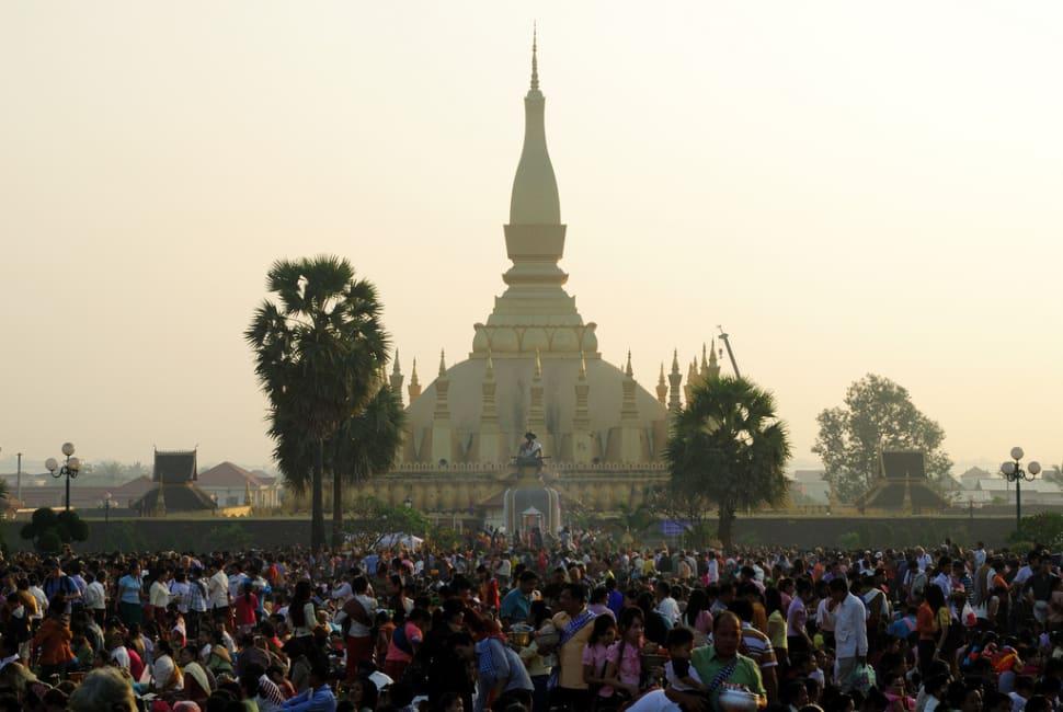 Boun That Luang Festival in Laos - Best Season