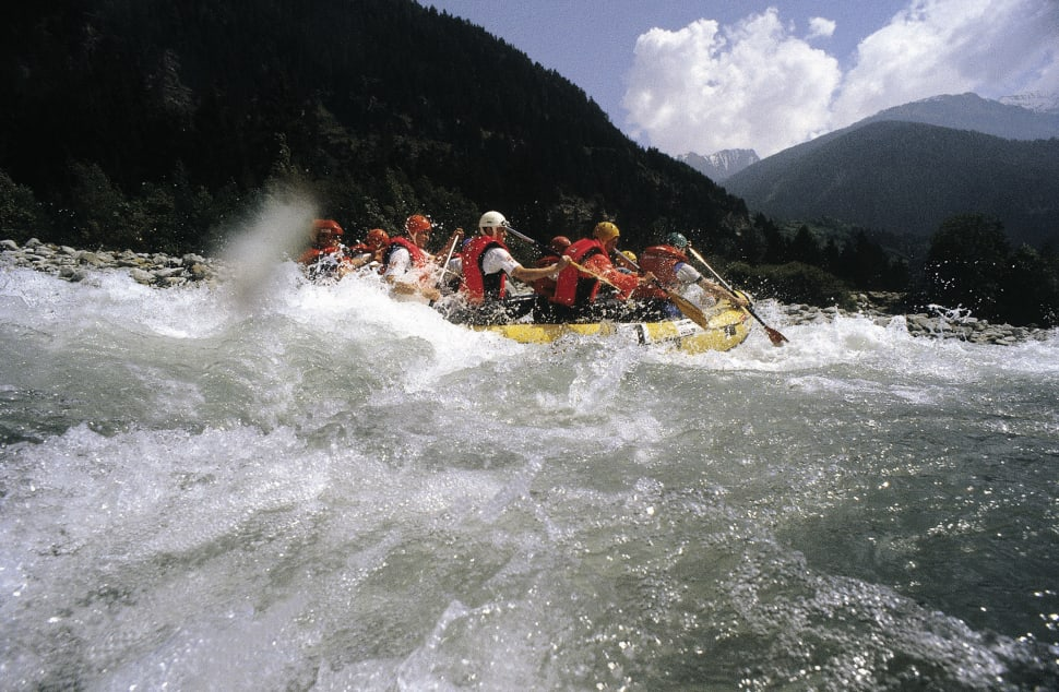White Water Rafting in Austria - Best Time