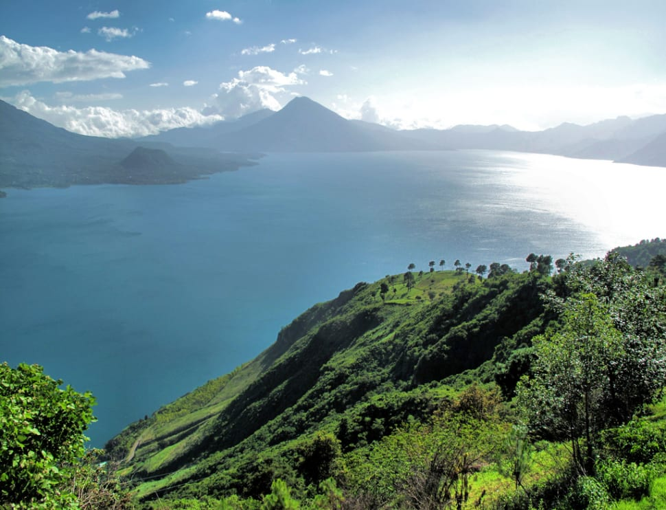 Lake Atitlán in Guatemala - Best Season