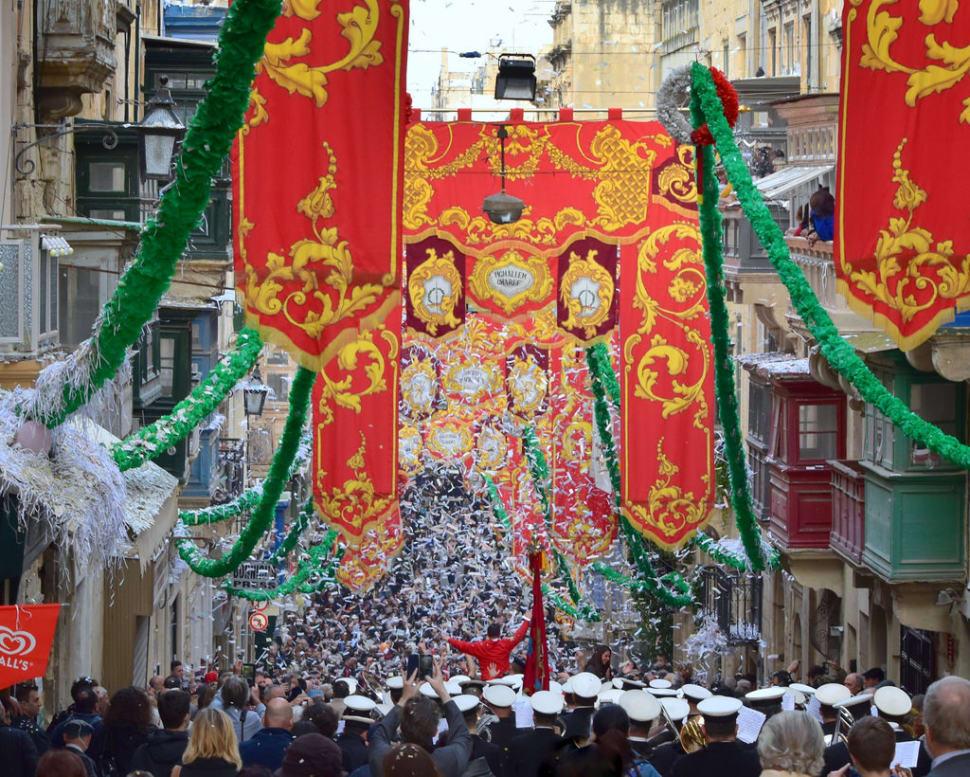 Feast of St. Paul's Shipwreck in Malta - Best Time