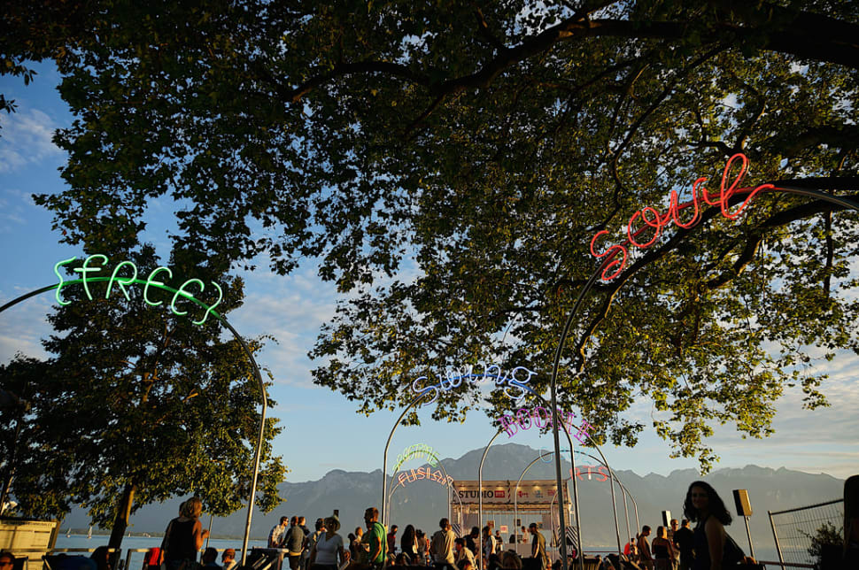 Montreux Jazz Festival in Switzerland - Best Season