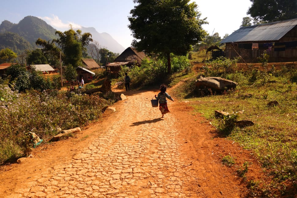 Culture and Lifestyle of Khmu in Laos - Best Time