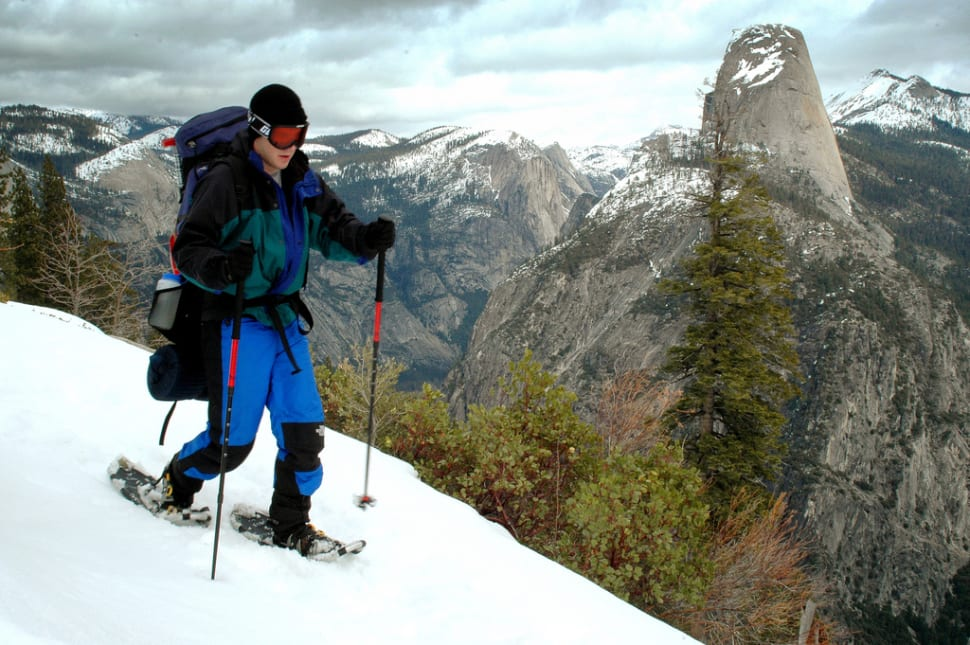 Snowshoeing in Yosemite - Best Season